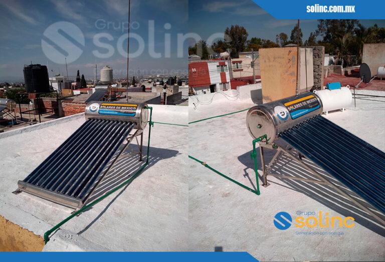 Proyectos Calentadores Solares Solinc 2