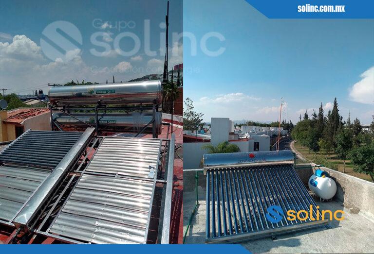 Proyectos Calentadores Solares Solinc 3