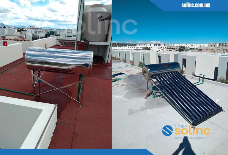 Proyectos Calentadores Solares Solinc 5