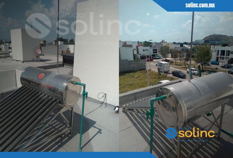 Proyectos Calentadores Solares Solinc 6