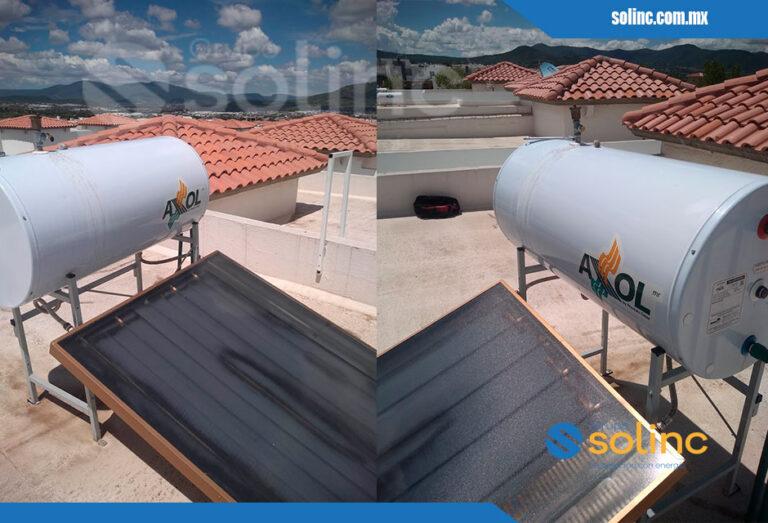 Proyectos Calentadores Solares Solinc